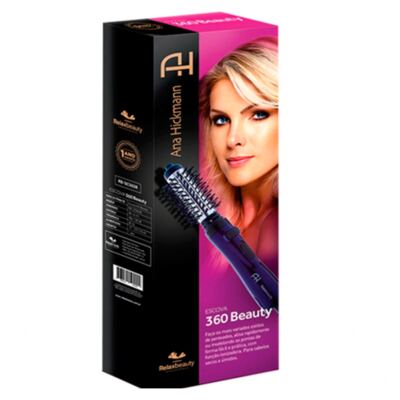 Imagem 3 do produto Escova Rotativa Relaxbeauty - Beauty 360º Ana Hickmann - Bivolt