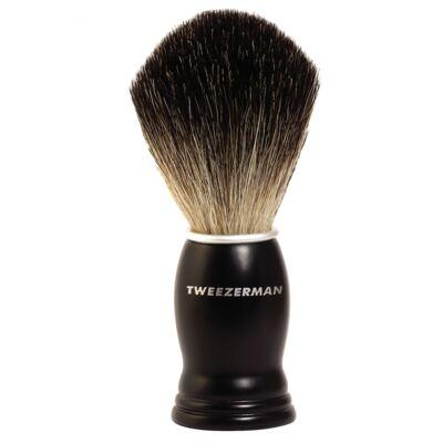 Imagem 2 do produto G.E.A.R. Deluxe Shaving Brush Tweezerman - Pincel de Barbear - 1 Un