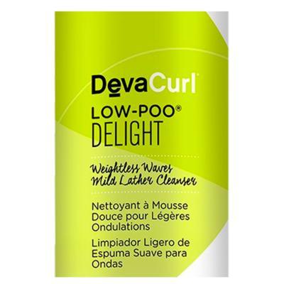Imagem 2 do produto Deva Curl Delight Shampoo Low-Poo - 355ml