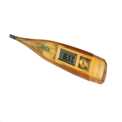 Imagem 1 do produto Termômetro Clinico Digital Laranja G Tech
