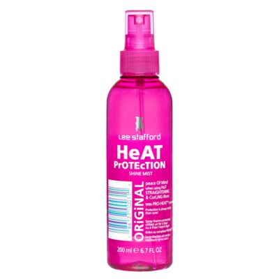Lee Stafford Poker Straight Heat Protection Shine Mist - Protetor Térmico - 200ml