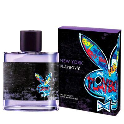 Imagem 2 do produto Playboy New York Playboy - Perfume Masculino - Eau de Toilette - 50ml
