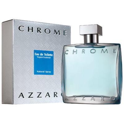 Imagem 2 do produto Azzaro Chrome Azzaro - Perfume Masculino - Eau de Toilette - 30ml