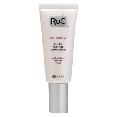 Imagem 1 do produto Pro-Renove Anti-Ageing Unifying Fluid Roc - Fluido de Tratamento Anti-Idade - 40ml
