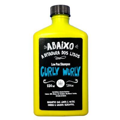 Imagem 1 do produto Lola Cosmetics Curly Wurly Low Poo - Shampoo Condicionante - 250ml