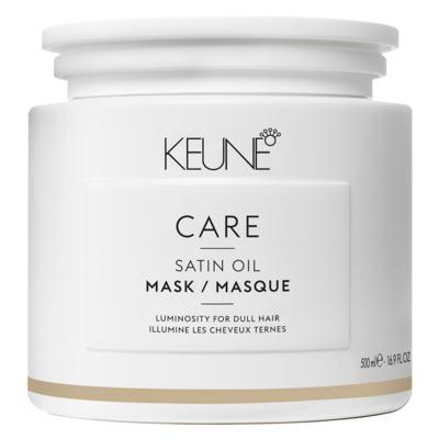 Keune Care Satin Oil Mask Máscara de Hidratação - 500ml
