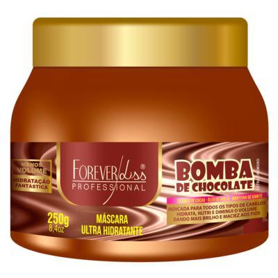 Máscara de Hidratação Forever Liss - Bomba de Chocolate - 250g