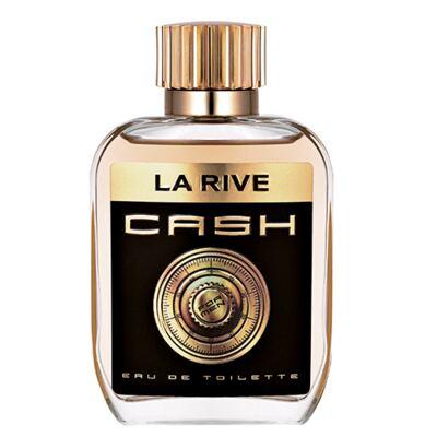 Imagem 1 do produto Cash La Rive - Perfume Masculino - Eau de Toilette - 100ml