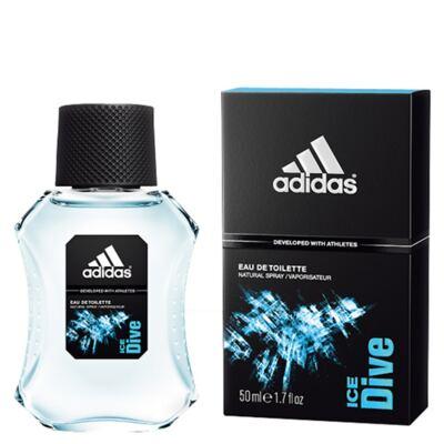 Imagem 2 do produto Ice Dive Adidas - Perfume Masculino - Eau de Toilette - 50ml