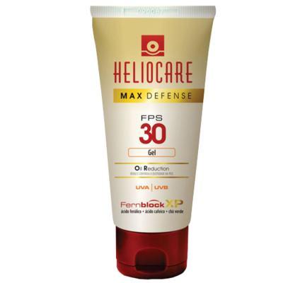 Heliocare Max Defense Oil Reduction Gel FPS 30 Heliocare - Protetor Solar Fps 30 - 50g