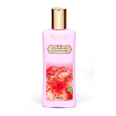 Strawberry and Champagne Loção Hidratante de Bien Cosméticos - 200 ml