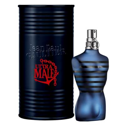 Ultra Male Jean Paul Gaultier Eau de Toilette Masculino - 125 ml