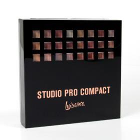 Kit de Maquiagem Studio Pro Compact Luisance - Estojo
