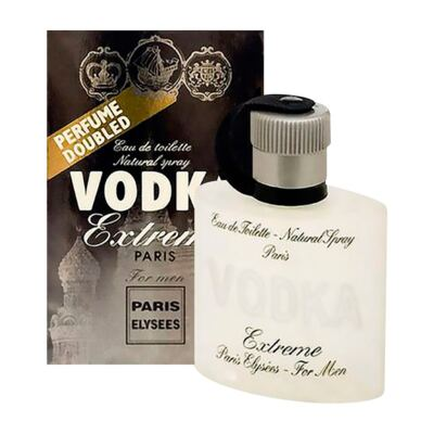 Imagem 1 do produto Vodka Extreme De Paris Elysees Eau De Toilette Masculino - 100 ml