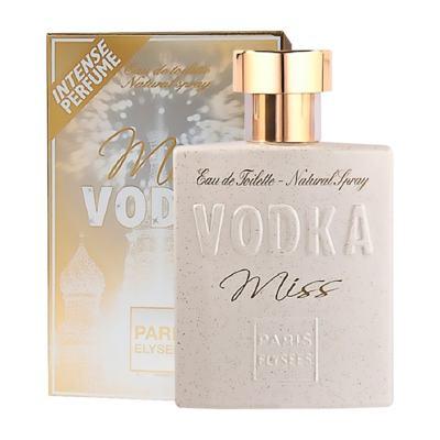 Imagem 1 do produto Vodka Miss De Paris Elysees Eau De Toilette Feminino - 100 ml