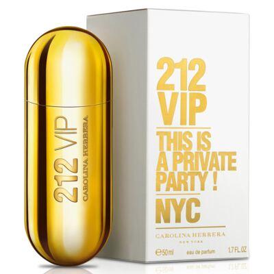 Imagem 1 do produto 212 Vip Feminino De Carolina Herrera Eau De Parfum Feminino - 50 ml