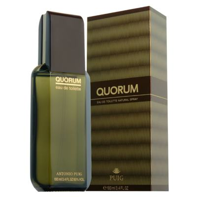 Quorum De Antonio Puig Eau De Toilette Masculino - 100 ml