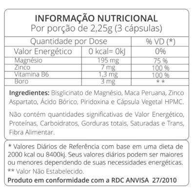 Imagem 2 do produto Healthy Vigor 90 Cápsulas - The One Supps