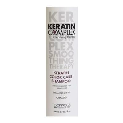 Imagem 2 do produto Keratin Complex Smoothing Therapy Keratin Color Care - Shampoo - 400ml