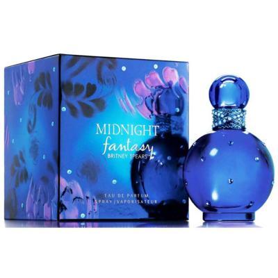 Imagem 1 do produto Midnight Fantasy Britney Spears - Perfume Feminino - Eau de Parfum - 100ml