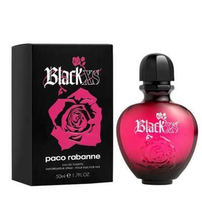 Imagem 1 do produto Black Xs Femme Eau De Toilette Feminino by Paco Rabanne - 30 ml