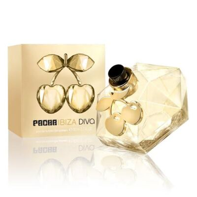 Imagem 1 do produto Pacha Ibiza Diva Eau de Toilette Feminino - 80 ml