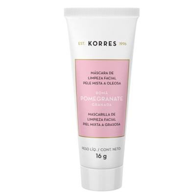 Imagem 1 do produto Máscara de Limpeza Facial Korres Pomegranate - 16g