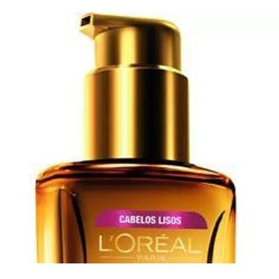 Imagem 2 do produto L'Oréal Paris Óleo Extraordinário Elseve Cabelos Lisos - Tratamento Reconstrutor - 100ml