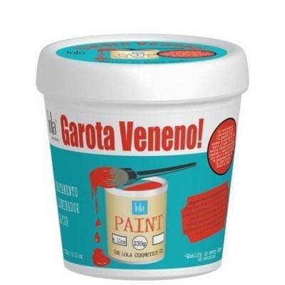 Imagem 1 do produto Lola Cosmetics Garota Veneno! Tonalizante Temporária - Máscara Hidratante - 230g