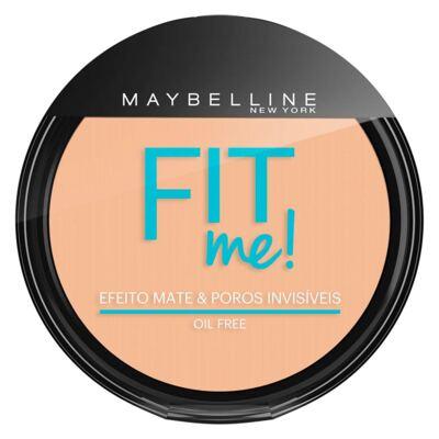 Imagem 3 do produto Fit Me! Maybelline - Pó Compacto + Blush para Peles Claras - Kit