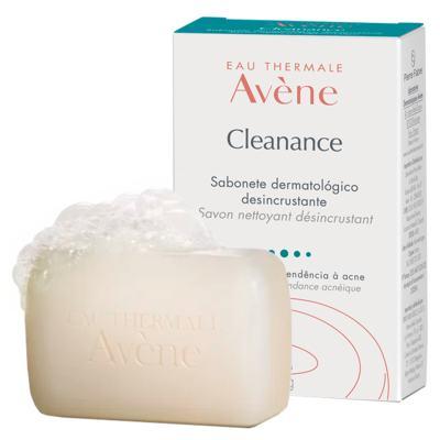 Imagem 3 do produto Sabonete em Barra Cleanance Avène Limpador Facial - 80G