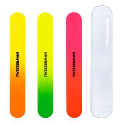 Imagem 1 do produto Neon Filemates Tweezerman - Lixa de Unha - Kit