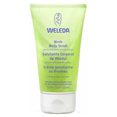 Esfoliante Cremoso de Bétula para o Banho Weleda - Esfoliante Corporal - 150ml