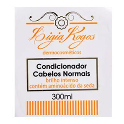 Imagem 2 do produto Ligia Kogos Conditioner Cabelos Normais - Condicionador Iluminador - 300ml