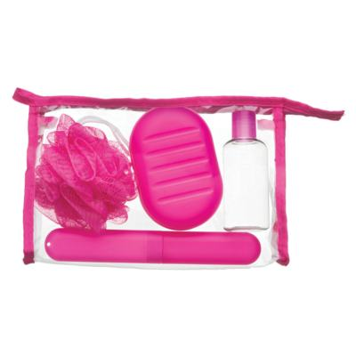 Kit de Viagem Colors Ricca - Kit