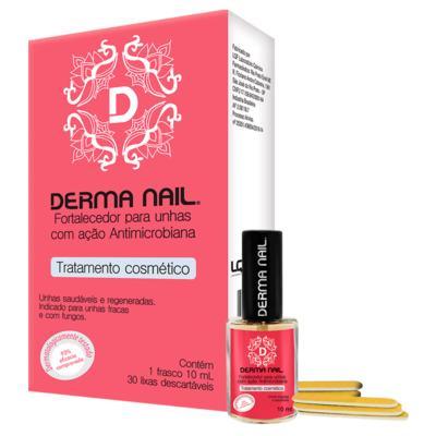 Imagem 1 do produto Tratamento de Micose Derma Nail Antimicótico - 10ml