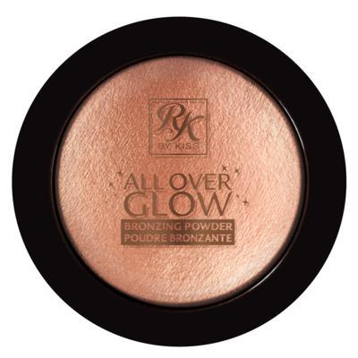 Pó Bronzeador Rk By Kiss - Allover Glow - Light Glow