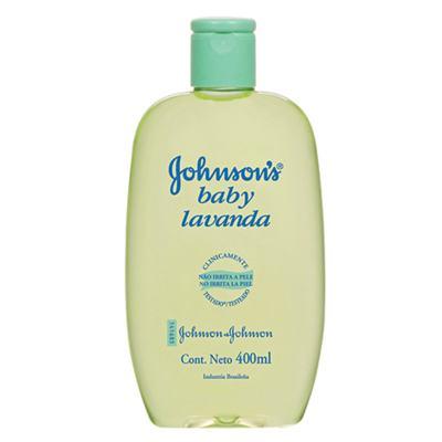 Lavanda Johnson's Baby - Perfume Unissex - Deo Colônia - 400ml