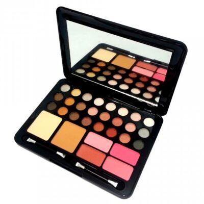 Imagem 4 do produto Estojo de Maquiagem Facebeauty V258 Jasmyne - Estojo de Maquiagem - Estojo de Maquiagem