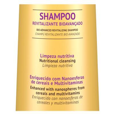 Imagem 3 do produto Richée Professional Revitalizante Bio Avançado Clinic Repair System- Shampoo - 1L
