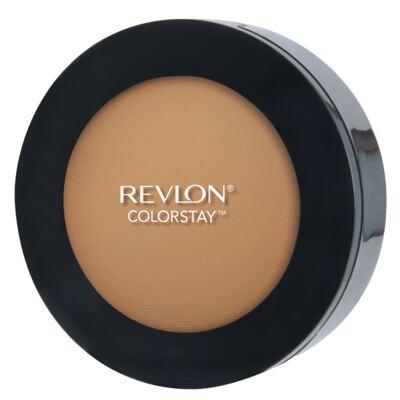 Colorstay Pressed Powder Revlon - Pó Compacto - 850 Medium Deep