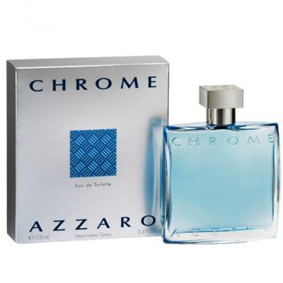 Imagem 4 do produto Azzaro Chrome Azzaro - Perfume Masculino - Eau de Toilette - 30ml