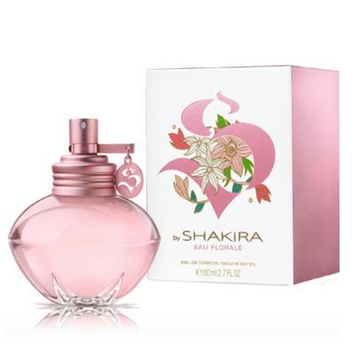 S By Shakira Eau Florale Eau De Toilette Feminino - 80 ml