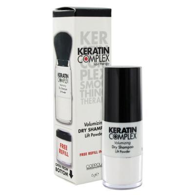 Imagem 1 do produto Smoothing Therapy Volumizing Dry Shampoo Lift Powder Keratin Complex - Shampoo à Seco - 6g