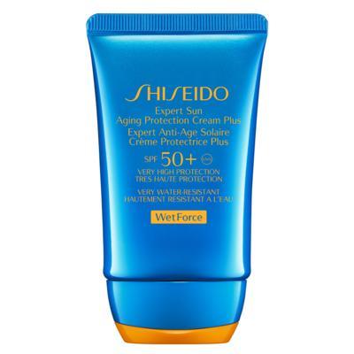 Imagem 2 do produto Expert Sun Aging Protection Cream Plus Spf50 Shiseido - Protetor Solar Antienvelhecimento - 50ml