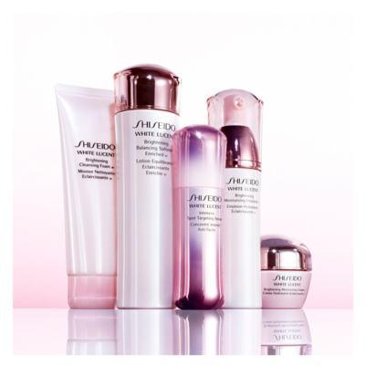 Imagem 2 do produto Emulsão Hidratante Iluminadora Shiseido White Lucent Brightening Moisturizing Emulsion W - 75ml