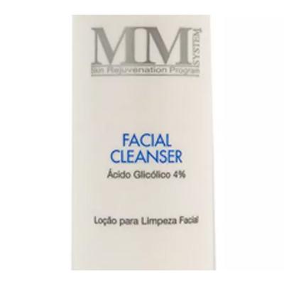 Imagem 2 do produto Facial Cleanser M&M - Limpador Facial - 150ml