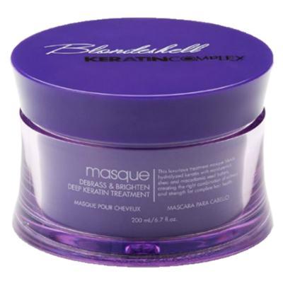 Imagem 1 do produto Keratin Complex Blondeshell Masque - Máscara de Tratamento - 200ml
