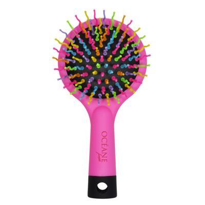 Rainbow Brush Mini Océane - Escova de Cabelo - Rosa