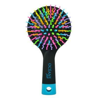 Imagem 1 do produto Rainbow Brush Mini Océane - Escova de Cabelo - Preta